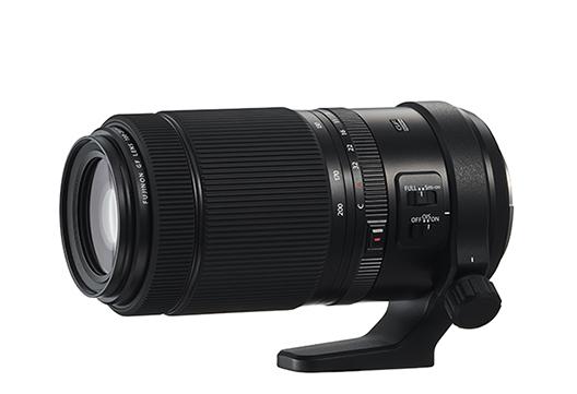 "Interchangeable lens for digital camera GFX series  ""FUJINON LENS GF100-200mmF5.6 R LM OIS WR"""