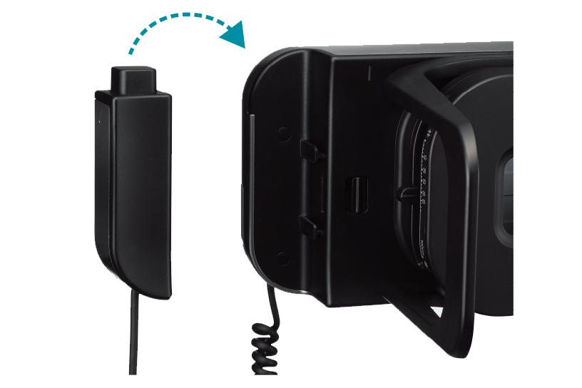[foto] Unidad principal FD Xair e interruptor manual desmontable
