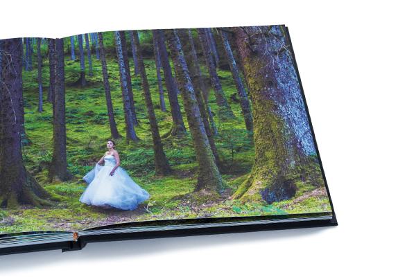 Papeles de álbum de Fujifilm