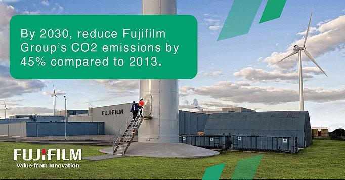 Fujifilm Europe green leadership