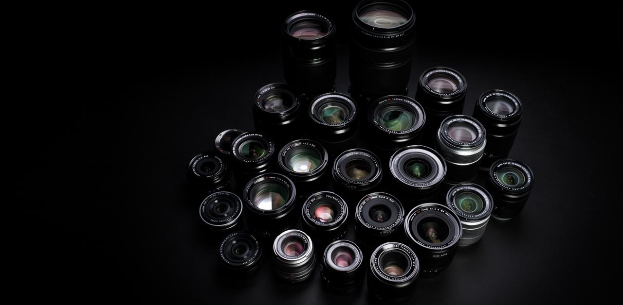GF lenses