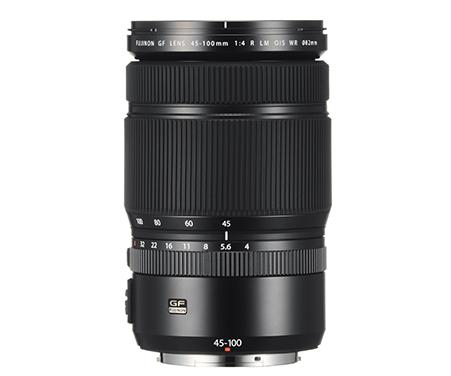 FUJINON Lens GF45-100mmF4 R LM OIS WR