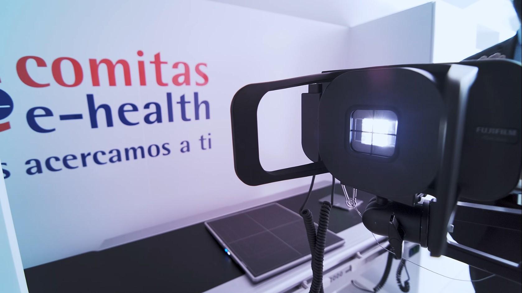Comitas e-health Fdr Xair