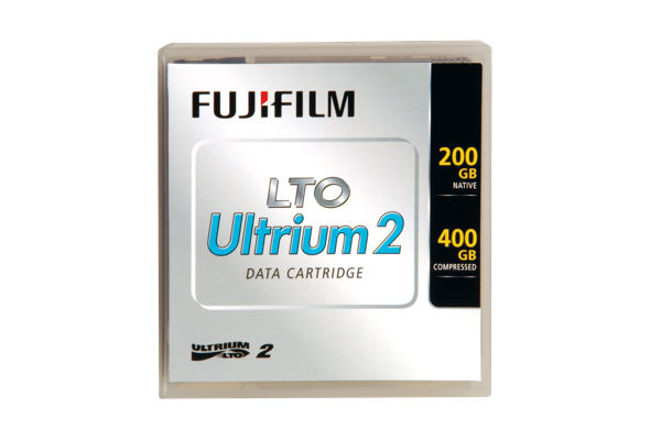 Cartucho de datos Fujifilm LTO Ultrium 2