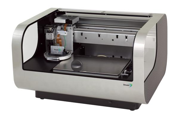 Impresora de materiales Dimatix DMP-2850