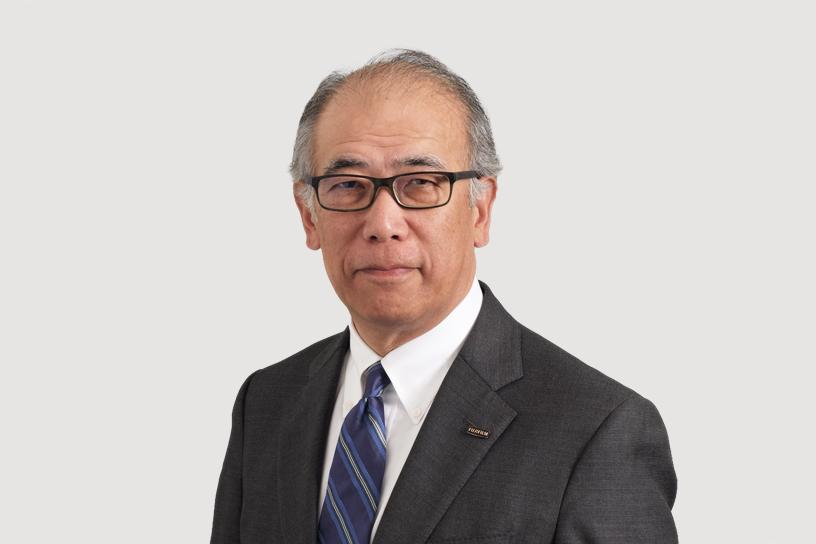[写真]代表取締役社長 西村 亨