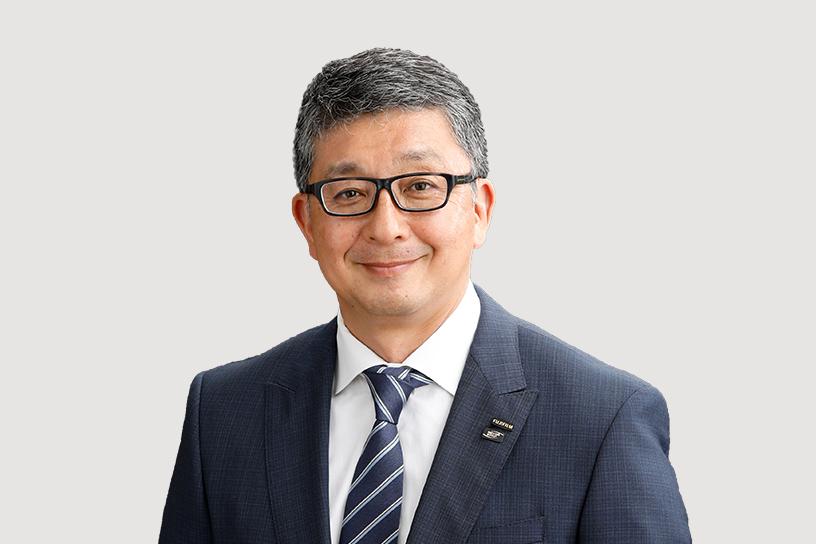 [写真]代表取締役社長 松本 考司