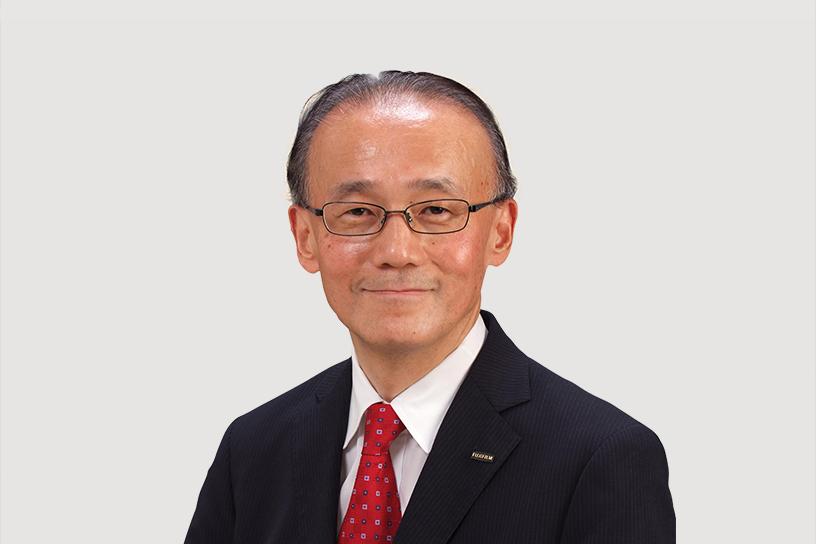[画像]代表取締役社長 宮坂 一郎