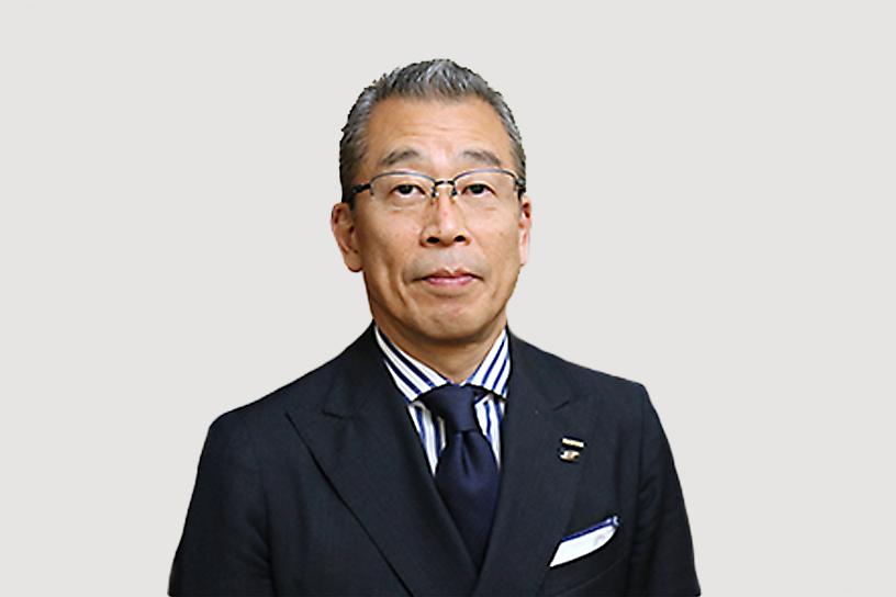 [写真]代表取締役社長 飛田 政仁