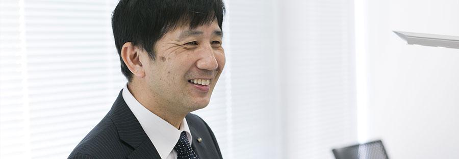 富士フイルムソフトウエア株式会社 代表取締役社長 豊福 貴司