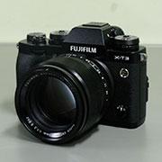 【写真】FUJIFILM X-T3