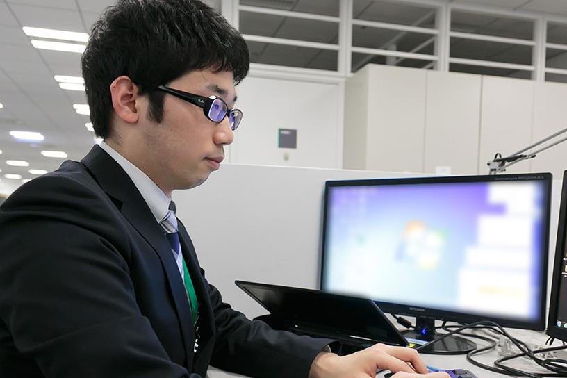 【写真】仕事風景01