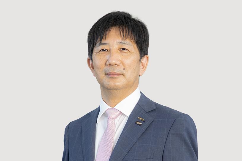 [画像]代表取締役社長 豊福 貴司