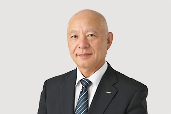 [写真]代表取締役社長 白木 一夫