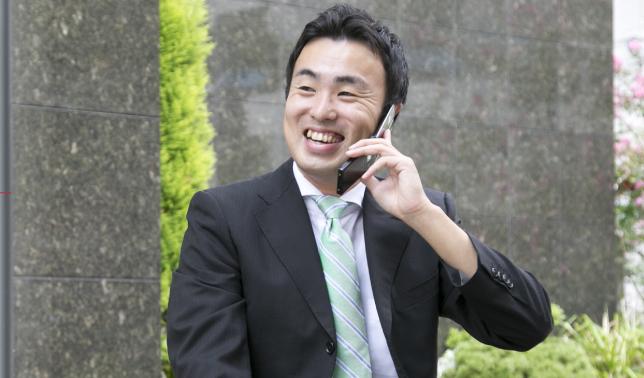 お客さまと育んだ関係がやりがいや成果につながる 原田 知明