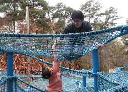 アウトドアスポーツが大好き!最近は子どもと公園へ