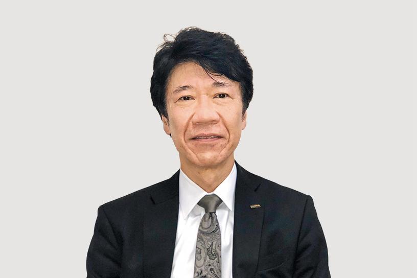 [画像]代表取締役社長 礒﨑 光広