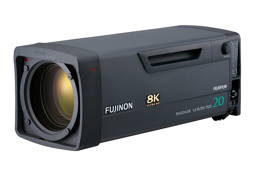 [photo] 8K Studio / Field Box Lenses model SK20x35-ESM