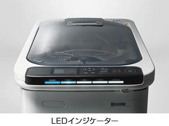 製品画像:内視鏡洗浄消毒機 ESR-110 LEDインジケーター