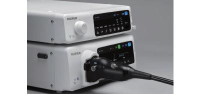 製品画像:細径気管支用スコープEB-710P先端部、ワンステップコネクター