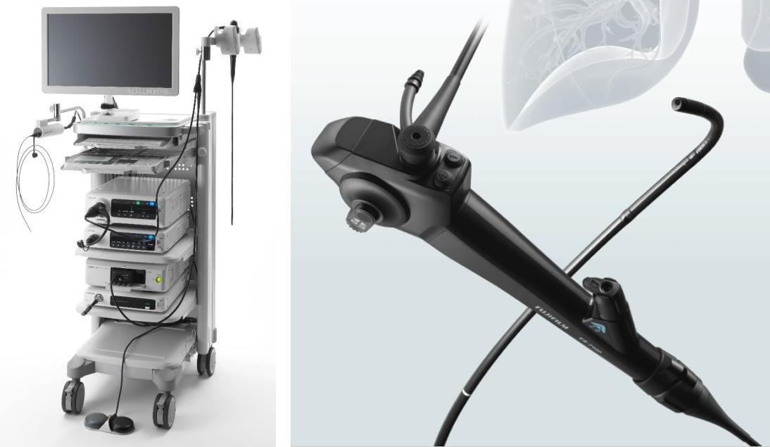 ニュース用画像データ:ELUXEOシステム、細径気管支用スコープEB-710P