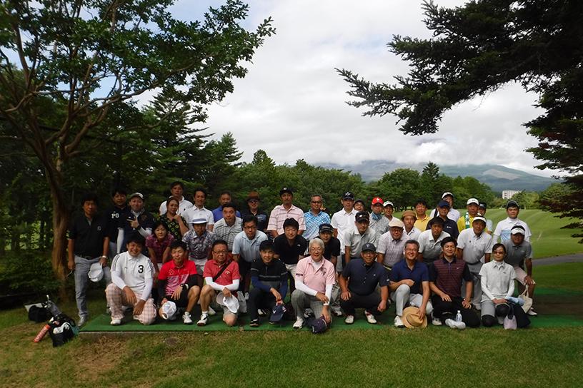 [写真]ゴルフサークル