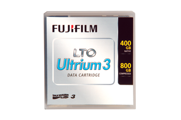 Cartouche de données LTO Ultrium 3 Fujifilm