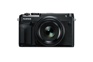 "[Photo]Medium-format mirrorless digital camera ""FUJIFILM GFX 50R"""