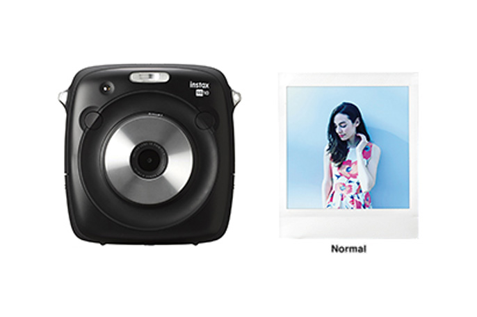 "[Photo]Hybrid instant camera ""instax SQUARE SQ10"""