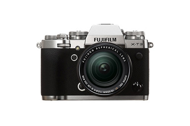 "[Photo]Mirrorless digital camera ""FUJIFILM X-T3"""