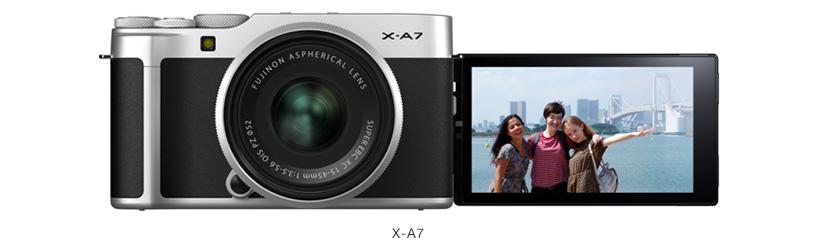 [Photo]X-A7