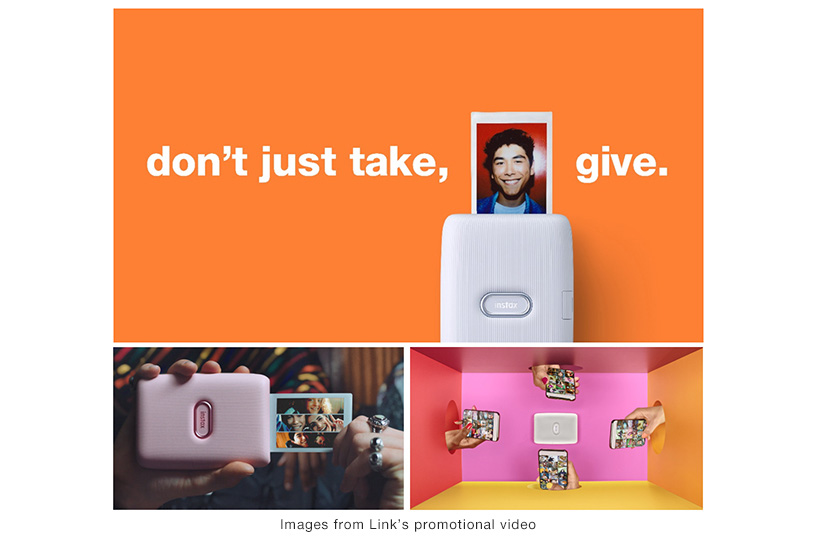 [Photo]Images from Link's promotional video