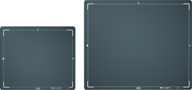 [photo] Small and large FXR Pad panels
