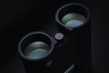 [photo] Binocular lenses