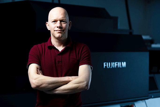 Henning Rose, CEO, Wegner