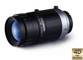 [photo] HF8XA-5M lens on its side