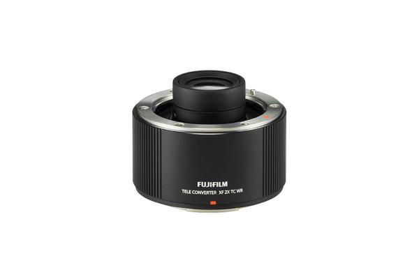 [photo] Fujifilm XF2X TC WR lens teleconverter - Black