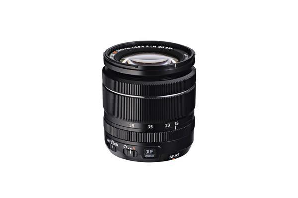 [photo] Fujifilm XF18-55mmF2.8-4 R zoom lens - Black