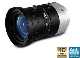 [photo] HF6XA-5M lens on its side