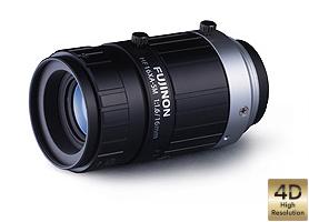 [photo] HF16XA-5M lens on its side