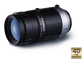 [photo] HF12XA-5M lens on its side