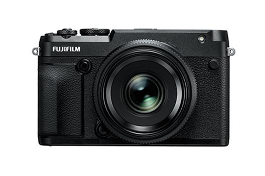"[Photo]Mirrorless digital camera ""FUJIFILM GFX 50R"""