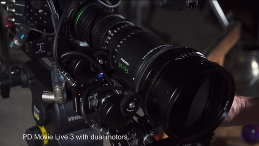 [photo] Fujinon MK lens