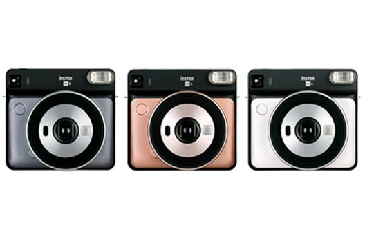 "[Photo]instant camera ""instax SQUARE SQ6"""