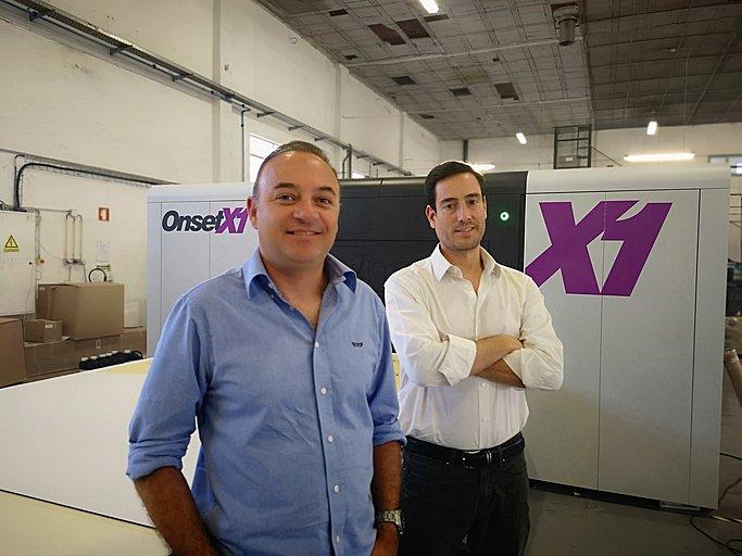 Portuguese printer Imacx