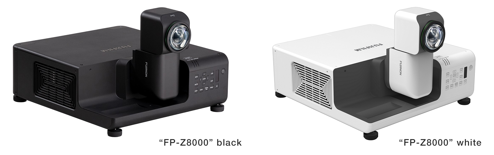 """[Image]""""FP-Z8000"""" black/""""FP-Z8000"""" white"""