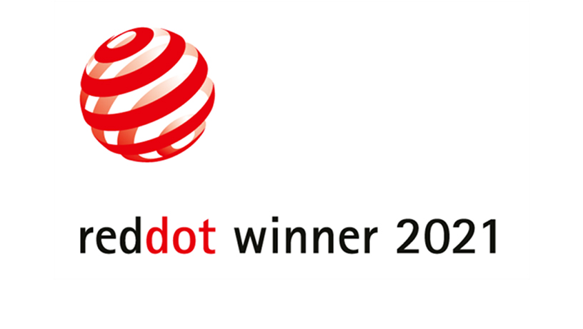 [logo]reddot winner 2021