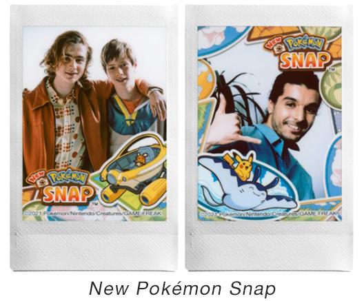 [image]Frame Print New Pokémon Snap