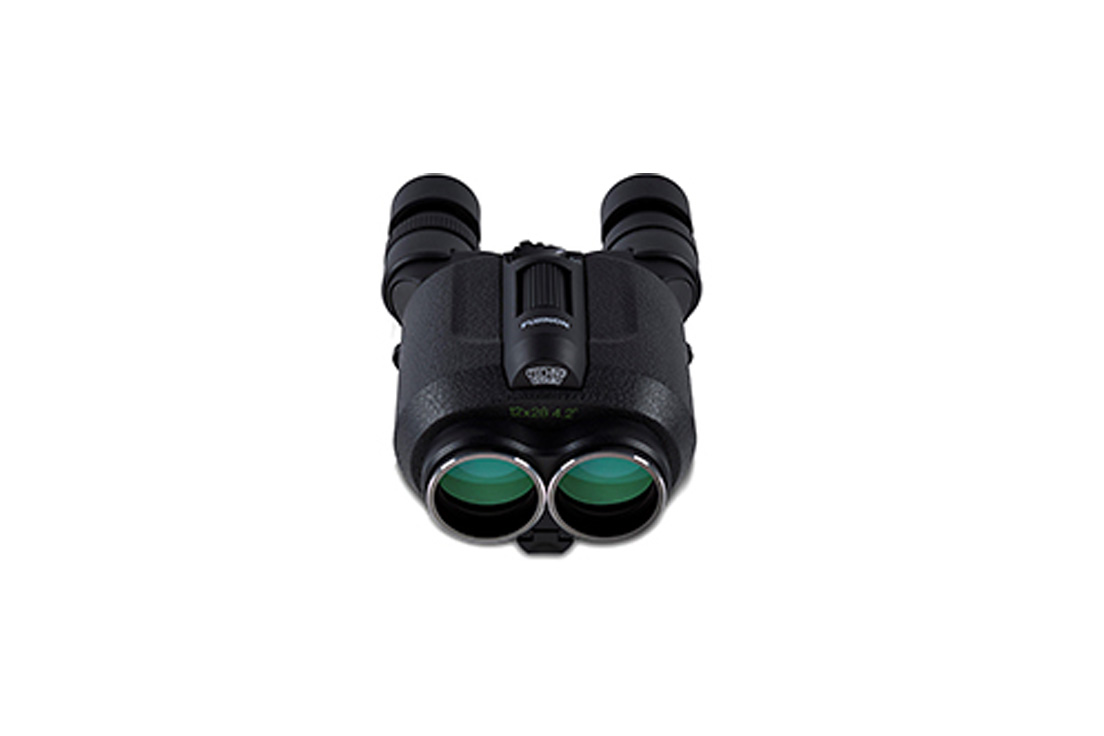"""[Photo]Image-stabilizing binoculars """"FUJINON TECHNO STABI TS12x28"""" (available only in the United States)"""