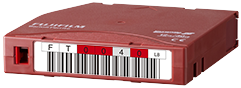 LTO Ultrium 8 Data Cartridge Barcode